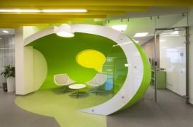 Al doilea sediu de birouri pentru Yandex creat de Za Bor Architects