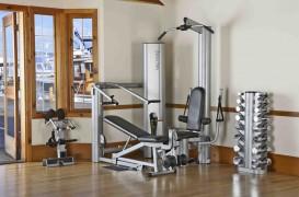 Sala de fitness… de acasa
