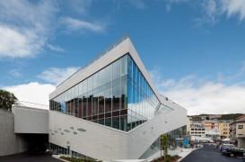 Noul centru de festivitati Plassen din Norvegia