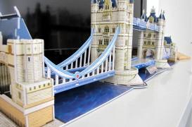 Puzzle-uri 3D cu cladiri celebre sau fantastice. O incursiune amuzanta in lumea arhitecturii