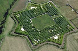 Labirintul si amenajarile decorative: un simbol interesant