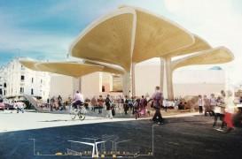 Proiect castigator pentru amenajarea unei piete din Casablanca, Maroc