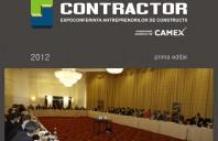CONTRACTOR 2012: despre viitorul constructiilor,  cu liderii internationali din industrie, la Bucuresti