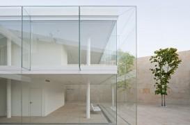Cladirea integral vitrata pentru birourile Junta de Castilla y Leon