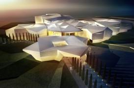 Sala de congrese in Turkmenistan