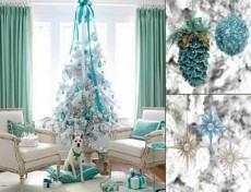 Brazii albi ofera mai multe posibilitati de decorare decat cei verzi