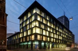 "Reamenajarea cladirii de birouri ""La serenissima"" din Milano"