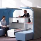 TECHNO OFFICE lanseaza pe piata din Romania noul produs de la HAWORTH, MeetYou