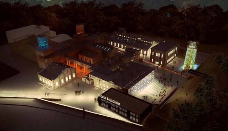 Vechi complex minier din Polonia va deveni Centru al Stiintei si Artei