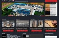 Algabeth relanseaza site-ul companiei