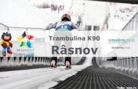 Aluterm a contribuit la constructia Trambulinei K90 din Rasnov