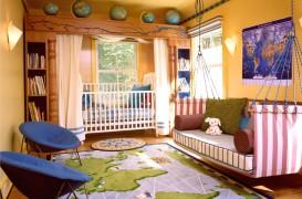 Camere pentru copii, altfel: cinci idei de amenajari deosebite