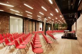 Reconversia unei hale pentru a gazdui birourile Fundatiei Botin