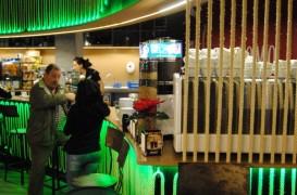 Cafe-bar in Lleida, Spania
