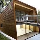 Casa eficienta energetic, ce respecta natura in care a fost construita