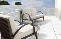 Termoizolatii de ultima generatie pentru terase si balcoane