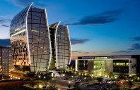 Lucrari de hidroizolatie a structurilor din beton - Turnurile Alice Lane Office Sandton Johannesburg Africa de