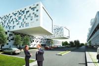 Noile birouri ale companiei Statoil Hydro in Oslo finisate cu Etalbond