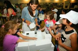 """Incepe seria de conferinte de arhitectura pentru copii """"De-a arhitectura povestita'', in cadrul saptamanii Scoala Altfel"""