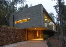 Casa Omnibus, locuinta in mijlocul naturii