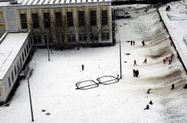 Moscova, un street artist mai putin