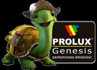 Noua identitate a marcii PROLUX - Genesis