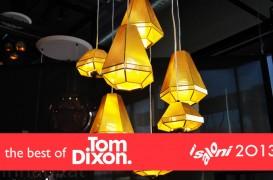 Prezentarea designerului Tom Dixon in cadrul Targului de mobila de la Milano
