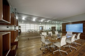 Tendinte de amenajare a birourilor la targul de design de la Milano