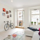 Design imaculat pentru un apartament de doua camere