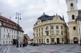 Destinatii de weekend: Sibiu, Muzeul Brukenthal