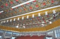 Cuburi si placi fonoabsorbante Audiotec pentru Sala Transilvania