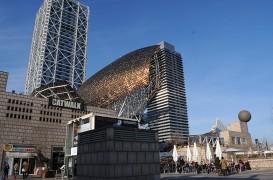 Turist in cautarea arhitecturii: satul olimpic din Barcelona