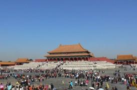 Uimitorul Oras Interzis, adica Palatul Imperial din Beijing