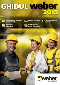 Ghidul Weber 2013 - intr-un nou format!