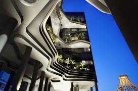Oprire in Singapore, unul dintre centrele neoficiale ale arhitecturii mondiale