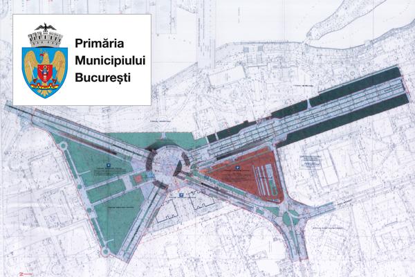 DEZBATERE PUBLICA: pasajul rutier subteran din Piata Presei Libere, Bucuresti