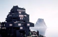 Hotelul La Manzanera de pe litoralul spaniol