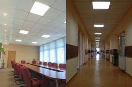 Solutii ELBA LED - pentru iluminatul de interior office / medical