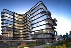 Prima cladire din New York proiectata de Zaha Hadid