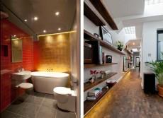 O fosta toaleta publica transformata in locuinta