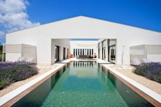 Casa de vacanta in Mallorca conceputa in armonie cu natura