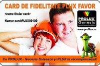 PROFILUX S.A. lanseaza programul de fidelizare a specialistilor CARD DE FIDELITATE PLUX FAVOR