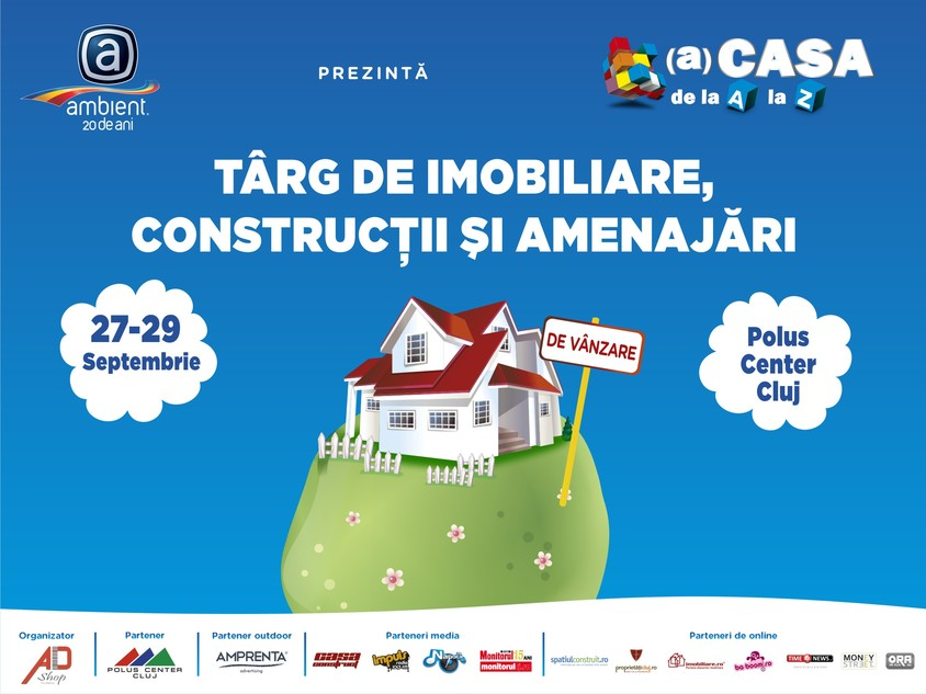 Apartamente materiale de constructii si solutii de amenajare la a doua editie a Targului de Imobiliare