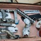 Restaurarea obiectelor din metal