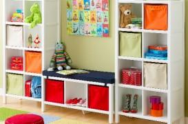 Biblioteci modulare pentru camera copiilor