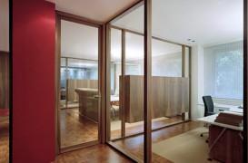 Interioare dinamice, cu ajutorul peretilor mobili de compartimentare