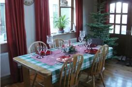 Aranjamente pentru mese festive: cateva reguli de baza
