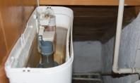 Cum se repara un bazin de WC stricat Bazinul de la WC s-a stricat iar apa