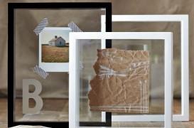 Decoratiuni cu transparenta: tablouri din sticla