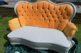 Reconditionari pentru mobilier: tapiteria